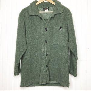 Vintage | Teddy Fleece Jacket